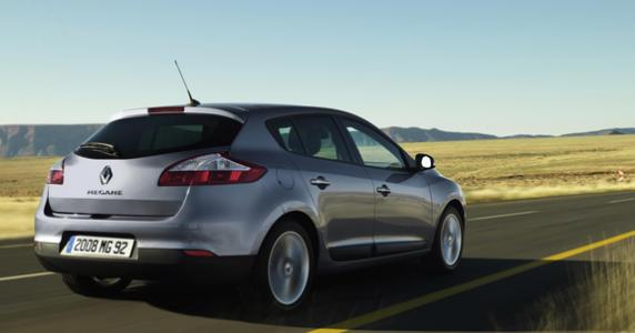 Купить Автомобиль Renault Megane