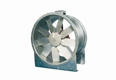 Купить Высокотемпературные вентиляторы осевые и радиальные