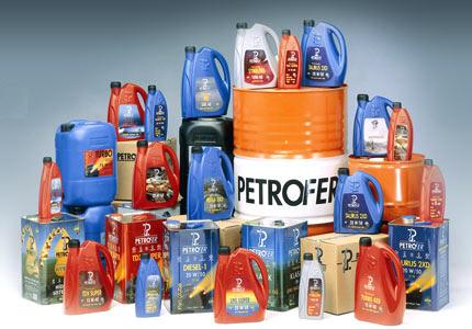 Купить Смазочные материалы Petrofer