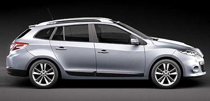 Купить Автомобиль Renault Megane Grandtour