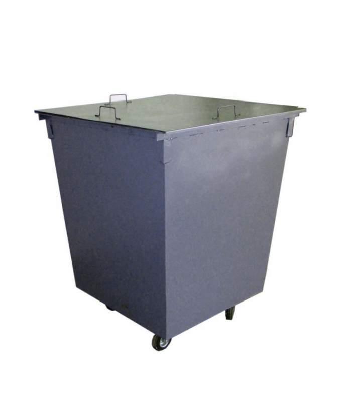 Купить Мусорные контейнеры металлические