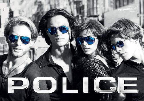 Купить Очки солнцезащитные Police - итальянский бренд