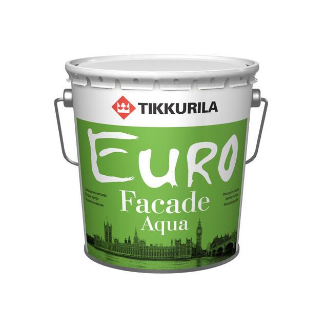 Купить Фасадные краски Tikkurila
