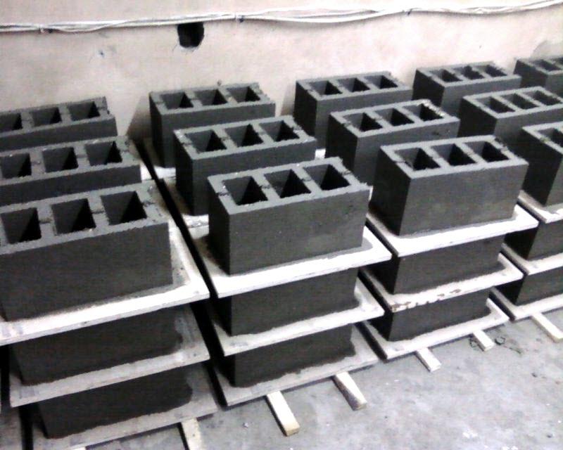 Купить Камень стеновой бетонный