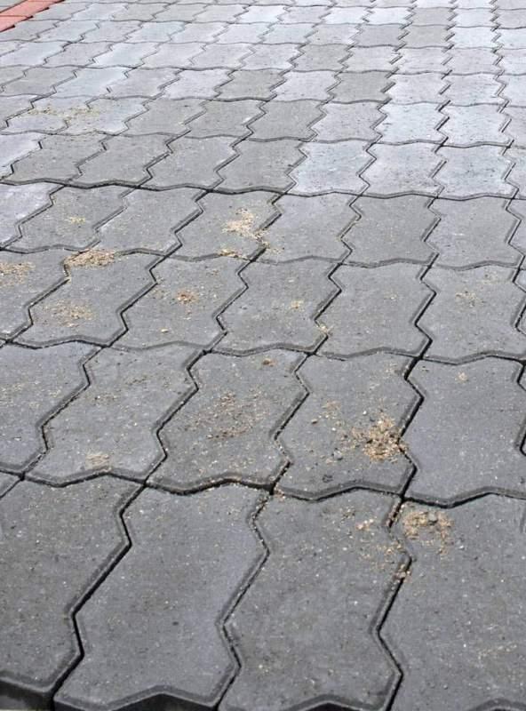 Купить Камень бетонный для мощения