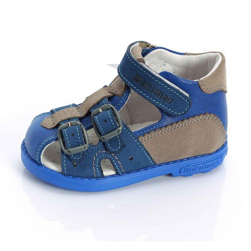 Купить Ортопедические сандалии из натуральной кожи на облегченной подошве.