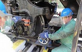 Купить Портативный колесотокарный станок 1AK200 COMPACT