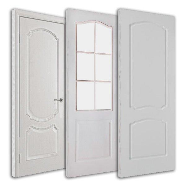 Купить Грунтованные двери