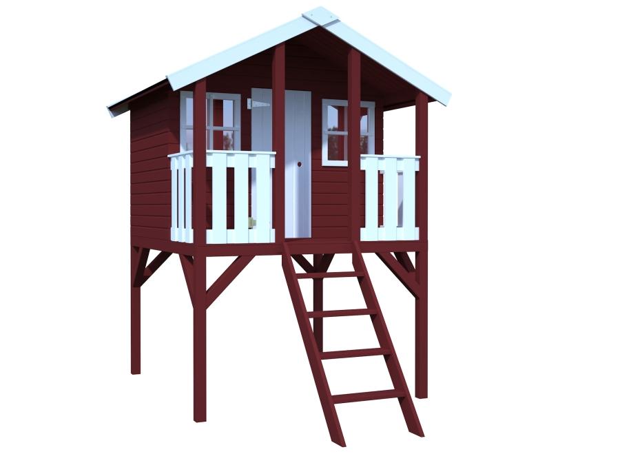 Купить Садовый домик Toby , северная ель,кровля и пол из досок со шпунтами и пазами, оргстекло,готовые стеновые элементы