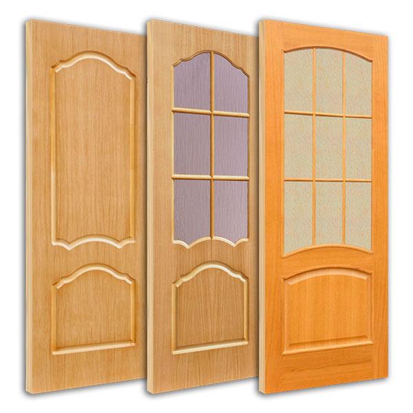 Купить Сосновые двери