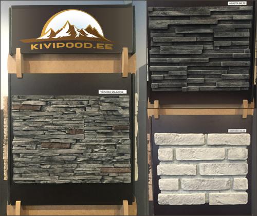 Купить Kivipood.ee - интернет магазин декоративного камня
