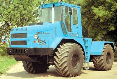 Купить Трактор МоАЗ-49011
