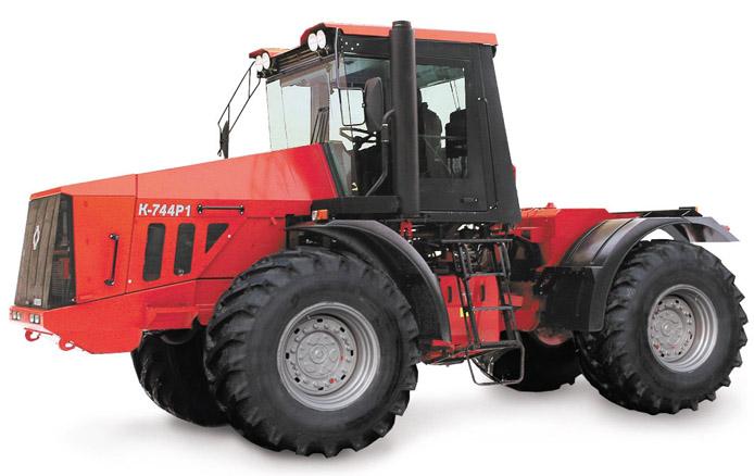 Купить Тракторы Кировец серии К-744Р