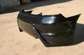 Автомобильный бампер