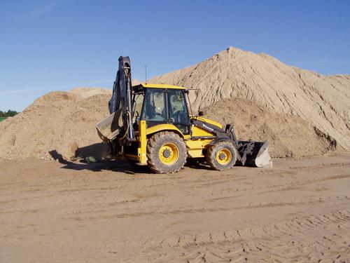 Купить Песок строительный карьерный