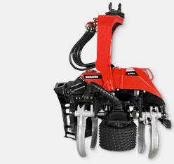 Купить Харвестерные агрегаты Komatsu 370E