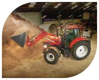 Купить Трактор Case IH Farmall U 115