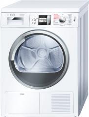 Сушильные машины Bosch WTS86583SN, белая
