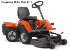 Райдер Husqvarna  Rider Akku 111B