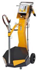 Оборудование нанесения порошковой краски OptiFlex