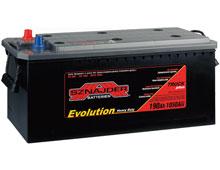 Аккумуляторы для грузовых автомобилей Heavy Duty