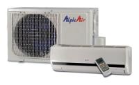 Кондиционеры AlpicAir AWI/AWO-35HPR1