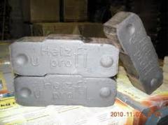 Брикет из бурого угля (лигнит, производства