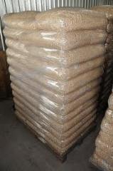Топливные гранулы ( Ø 8мм )