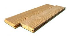 Доска половая деревянная (береза)