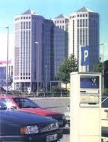Парковочные билетные автоматы Hectronic