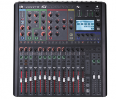 Soundcraft Si C16 mikserpult