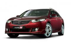 Автомобиль Honda Accord Tourer