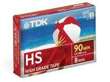 DV кассеты для видеокамер