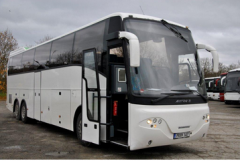 Автобусы Volvo B12 Jonckheere 70 Millenium 2000