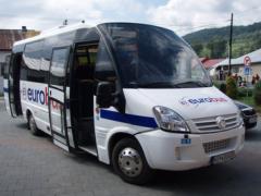 Микроавтобусы Iveco First 2013