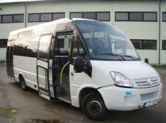 Микроавтобусы  Iveco First FCLLI 2010