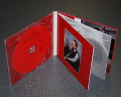 Упаковка для дисков Диджипак