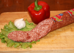 Полукопченая колбаса Полтавская