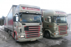 Тягач Scania R420 6X2