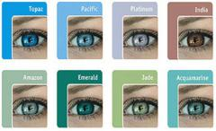 Soflens Natural Colors Bausch&Lomb.