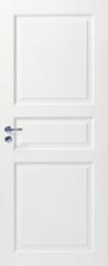 Массивные двери с филенкой