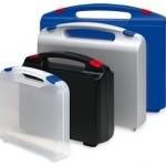 Пластиковый чемодан Eurobag