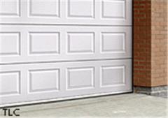 Панельные гаражные ворота – TLC