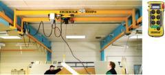 Системы электропитания кранов