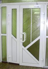 Наружные двери Rehau Brillant-Design