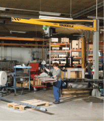 Консольный кран на колонне Prosystem
