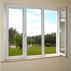 Окна поливинилхлоридные от производителя