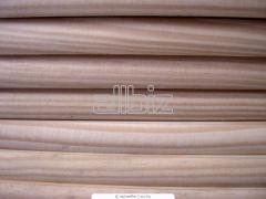 Погонажные изделия из древесины в ассортименте