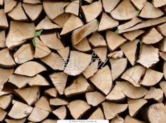 Дрова и топливные древесные брикеты