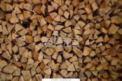 Дрова колотые для каминов, саун